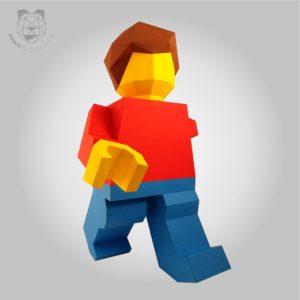 MODEL HIPEK LEGO