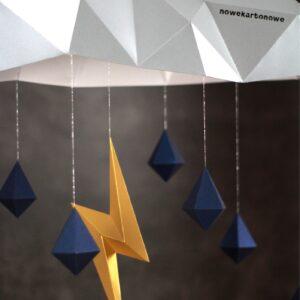 LAMPA – CHMURKA BURZOWA