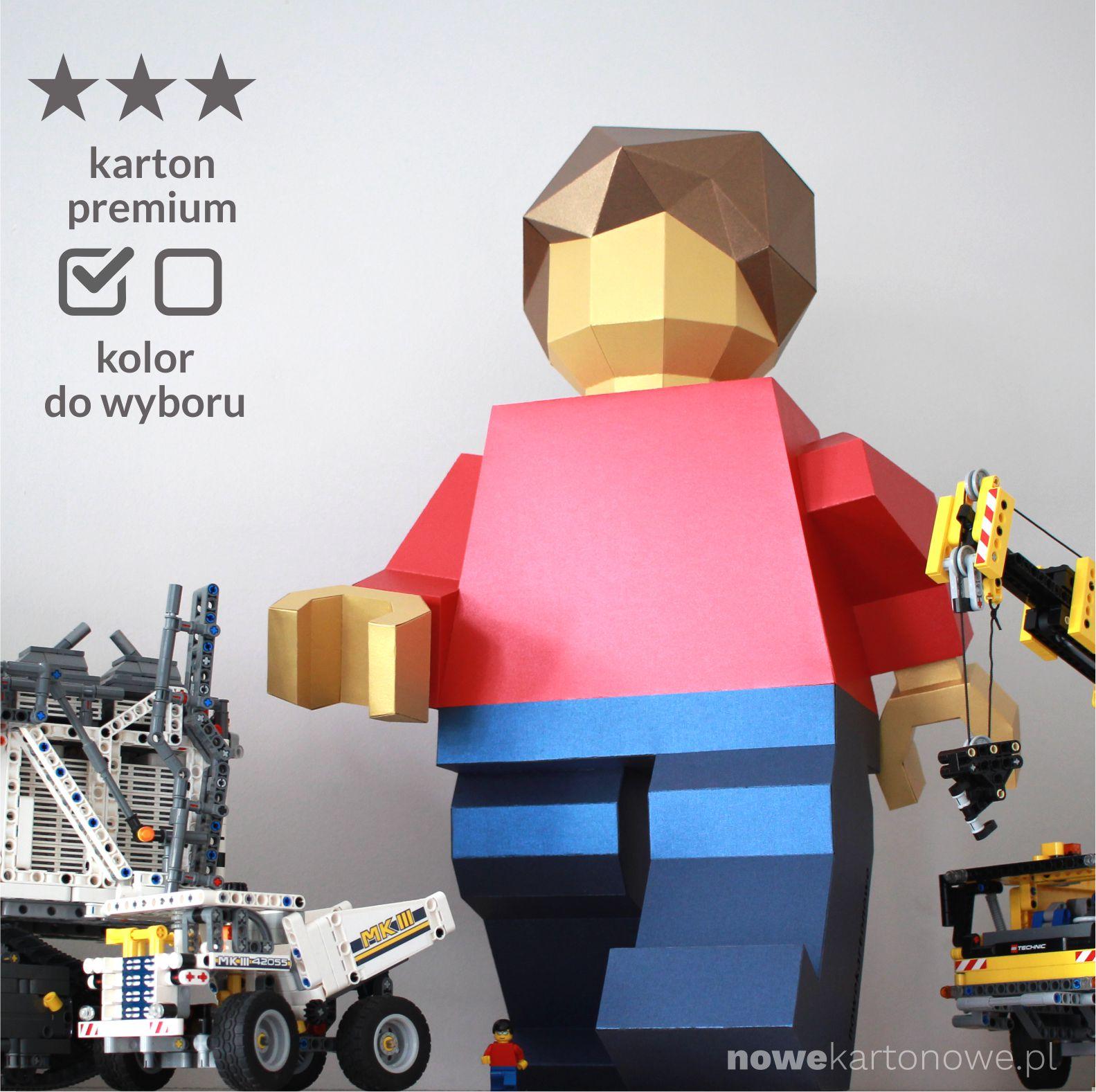 MODEL HIPEK LEGO DELUXE