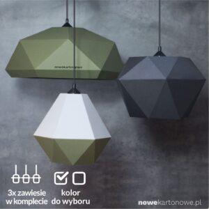 LAMPA POTRÓJNA